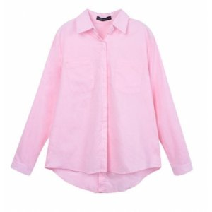 Women's blouse pink